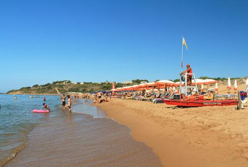 Club Costanza Beach